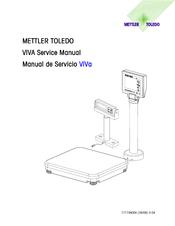 mettler toledo viva manuals rh manualslib com mettler toledo ind780 service manual toledo 8142 service manual