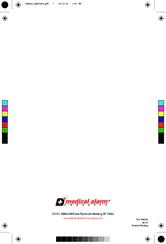 Medical alarm medipendant med01 manuals aloadofball Choice Image