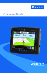 RAVEN CRUIZER II OPERATION MANUAL Pdf Download. on
