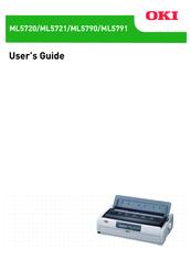 oki ml5791 manuals rh manualslib com oki c531dn user manual oki user guide