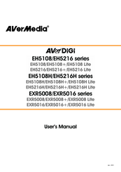 AVERMEDIA EH5216+ DOWNLOAD DRIVERS