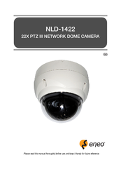 Eneo NLD-1422 Manuals