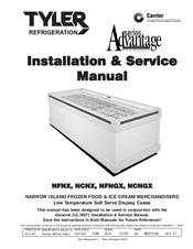 tyler advantage nfnx manuals rh manualslib com Kenmore Refrigerator Manual Manual for Panasonic Microwave