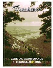 Coachmen Rv Mirada Manuals