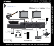 digitech rp360 xp manuals rh manualslib com digitech rp50 owners manual digitech rp500 manual