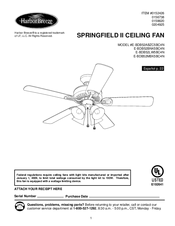 harbor breeze e bdb52bnk5bc4n manuals rh manualslib com Harbor Breeze Fan Company Harbor Breeze Fans Official Website