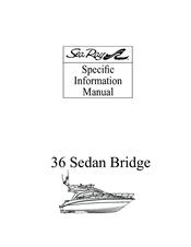 sea ray 36 sedan bridge manuals rh manualslib com sea ray manual 1996 express bridge 440 sea ray manual downloads