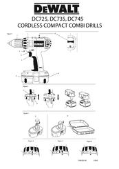 dewalt dc725 manuals rh manualslib com dewalt drill instruction manuals dewalt 20 volt drill manual