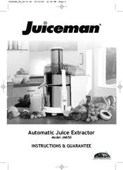 Juiceman Pro JM418SS