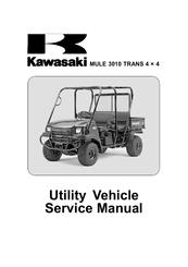 kawasaki mule 3010 trans 4 4 service manual pdf download rh manualslib com 2007 kawasaki mule 3010 service manual 2005 kawasaki mule 3010 owners manual