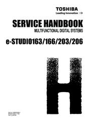 toshiba e studio 166 manuals rh manualslib com
