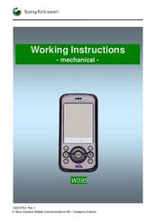 sony ericsson w395 manuals rh manualslib com Sony Ericsson W302 Sony Ericsson W830
