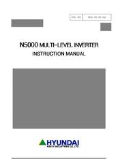 Hyundai N5000 Manuals Manualslib