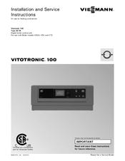 viessmann vitotronic инструкция