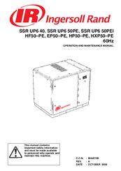 Ingersoll Rand Ssr Up6 40 Manuals