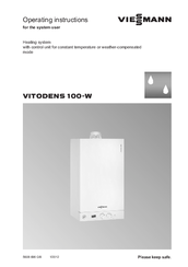 Viessmann vitodens 100 w manuals viessmann vitodens 100 w operating instructions manual asfbconference2016 Image collections