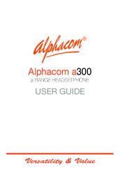 alphacom a300 manuals rh manualslib com
