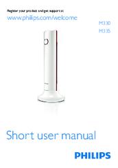 philips m330 manuals rh manualslib com philips user manual downloads philips user manual downloads