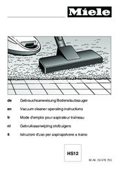 miele classic c1 manuals rh manualslib com miele owners manual for vacuum miele owners manual for w3033