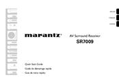 marantz sr7009 quick start manual. Black Bedroom Furniture Sets. Home Design Ideas