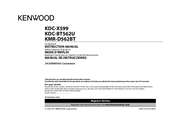 kenwood kdc bt562u manuals kenwood kdc bt562u instruction manual 82 pages cd receiver