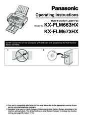 Panasonic KX-FLM652CX Multi-Function Station Windows Vista 64-BIT