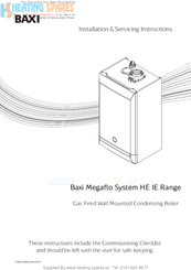 Baxi megaflo system 24 he ie manuals baxi megaflo system 24 he ie installation servicing instructions manual asfbconference2016 Choice Image