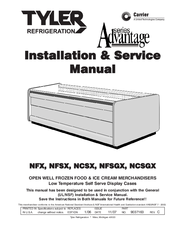tyler nfx installation service manual pdf download rh manualslib com