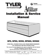 tyler refrigeration ncsgx manuals | manualslib  manualslib