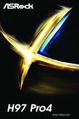 ASROCK H97 PRO4 USER MANUAL Pdf Download
