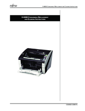 fujitsu fi 6800 service manual