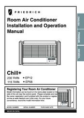 friedrich ep12 manuals 2001 saturn sl2 air pump wiring diagram friedrich air conditioners wiring diagram #15