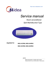 midea msg 24cr manuals manuals and user guides for midea msg 24cr we have 2 midea msg 24cr manuals available for pdf service manual