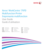Xerox WorkCentre 7970 User Manual