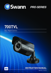 SWANN 700TVL INSTRUCTION MANUAL Pdf Download