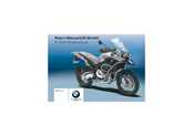 BMW R 1200 GS ADVENTURE Rider's Manual