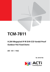 DOWNLOAD DRIVERS: ACTI TCM-4101