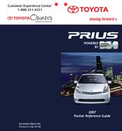 toyota prius 2007 manuals rh manualslib com 2014 Toyota Prius 2014 Toyota Prius