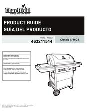 char broil classic c 46g3 463211514 product manual pdf download rh manualslib com