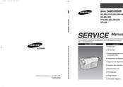 Samsung SCL350 Service Manual