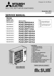 mitsubishi electric puhz-zrp140vka