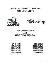 thermal zone 12a45yimi manuals thermal zone 12a45yimi operating instructions manual