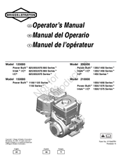 briggs stratton 120000 power built 850 series manuals rh manualslib com Briggs Stratton 625 Series Parts Briggs and Stratton Engines
