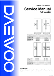 daewoo frn u20fd manuals rh manualslib com daewoo fridge freezer user guide FRG Daewoo 1830Brs