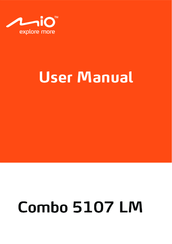 mio combo 5107 lm manuals rh manualslib com User Manual PDF Instruction Manual Example