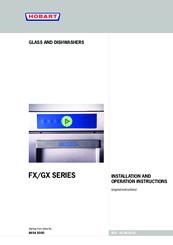 Hobart GX Manuals