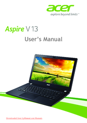 acer aspire v 15 nitro manuals rh manualslib com Acer Aspire 5920 BD Pires Acer Aspire 5740