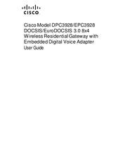 CISCO DPC3928 DOCSIS USER MANUAL Pdf Download