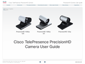 Cisco PrecisionHD 1080p4x User Manual
