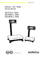 Sartorius r 300s manuals.